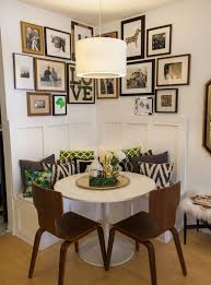 Small Kitchen Table Ideas Ikea by Odyssey White Dining Table White Paint Colors Feature Wallpaper
