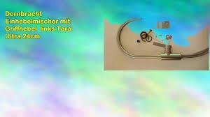 Dornbracht Kitchen Faucets Tara Classic by Dornbracht Einhebelmischer Mit Griffhebel Links Tara Ultra 24cm
