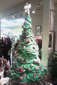 10 Foot Tall Christmas Tree Cake On Central
