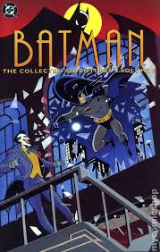 Batman The Collected Adventures TPB 1993 1994 DC 1 1ST