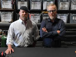 100 Mythbusters Cement Truck Episode MythBusters Cohosts On Never Running Out Of Myths To Bust CBS News