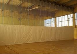 rideau separateur de rideau de séparation de salle de sport mko services eurl 06 59