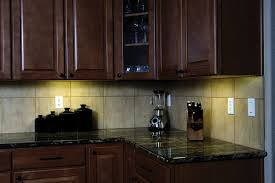 captivating kitchen cabinet lighting with led counter