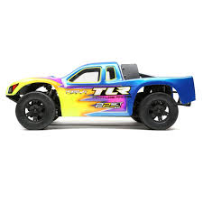 Amazon.com: 1/10 22SCT 3.0 2WD Short Course Truck Race Kit: Toys & Games
