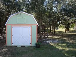 The Garden Shed Homosassa Fl by Listing 8648 S Bluff Point Floral City Fl Mls 754006 Linda