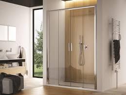 dusche nische schiebetür 120 x 200 cm bad design heizung