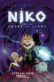 So there s this show Niko and the Sword of Light which is pretty