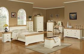Unique Oak Contemporary Bedroom Furniture Raya Painted