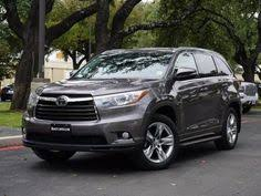 2008 Toyota Highlander Captains Chairs by List Of 3rd Row Suvs With 2nd Row Captains Chairs Love