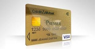 carte visa premier choisir une carte bancaire crédit mutuel