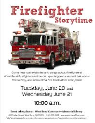 Firefighter Storytime 2017 | West Bend Community Memorial Library Kids Fire Truck App Ranking And Store Data Annie Buy Fisher Price Little People Dnp78 Ralph Rocky Song Trucks Vehicle Songs And Lincoln Library On Twitter Thanks To Tolfirerescue For The Indoor Playground With Kids Police Car Fire Truck Family Fun Play Go Smart Wheels Mickey Silly Slides Station Meijercom Fitness Action Children Hearty Boy Mama Creating A Book Favorite Rhymes Nursery Blippi Video By Blaze Youtube Firetruck Colors Learning Color Logan Loved Engine For Videos
