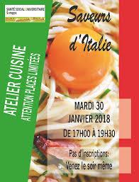 atelier cuisine metz atelier cuisine saveurs d italie au sumpps de metz factuel