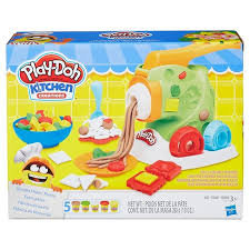 Play Doh Kitchen Creations Noodle Makin Mania Tar