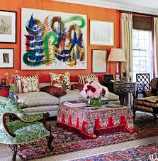 Warm Colors For A Living Room by 31 Gorgeous Rooms Featuring Warm Colors Photos Architectural Digest