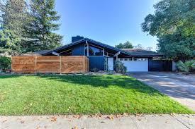 100 Eichler Landscaping SacModerncom Streng Homes Sacramento Sacramento
