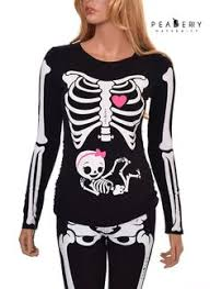 Halloween Maternity Shirts Walmart by Maternity Halloween Skeleton Shirt Halloween Costume Tshirt Fall