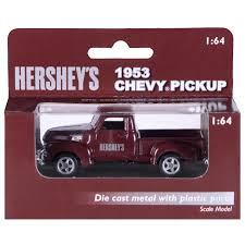 HERSHEY'S 1953 Chevy Pickup Truck Die Cast Metal 1:64 Scale Model ... 1964 Fender Emblems Chevy Truck C10 Wiring Wire Center Vintage 1996 Revell Fleetside Pickup Model Factory Chevrolet Parts For Sale Clever 64 C 10 Google Search Revell Chevy Pickup Truck 125 Car Mountain Open Hot Rod Network The Trucks Page Chevy Impala Lowrider Pictureshyde Park Chevrolet Building 72 Greattrucksonline 100 C10 Parts Truck Youtube Index Of Publicphotoforsaletruck A Is Rescued From Being Scrapped And Crushed