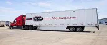 100 End Dump Trucking Companies McLeod Express