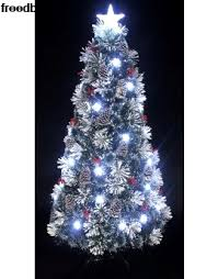 Best Led Christmas Trees Lights Colordecorations Fiberglass Tree