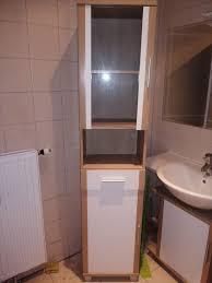 badezimmer hochschrank unterschrank