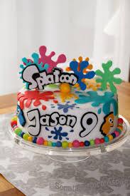 immer wieder sonntags splatoon torte