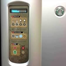 New Starbucks Commercial Coffee Machine At Temasistemi