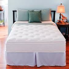 Sears Headboards And Footboards Queen by Night Therapy 12 Inch Spring Mattress Complete Set Queen