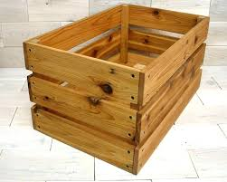 Wood Crates Cheap Wooden Milk Large Size Of