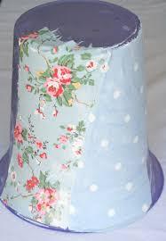 DIY Fabric Waste Paper Bin
