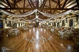 THE SPRINGS Has A Gorgeous And Rustic Reception Hall Large Enough To Hold Over 300 People