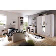 jugendzimmer komplett set 5 tlg lund 78 im landhaus design pinie wei