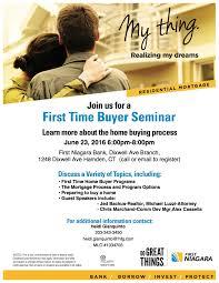 First Time Homebuyer Flyer Jpeg