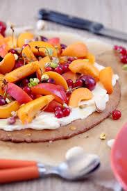 dessert aux fruits d ete tarte au mascarpone et fruits d été chefnini