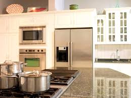 Standard Kitchen Overhead Cabinet Depth by Bathroom Archaicfair What Consider When Selecting Countertops