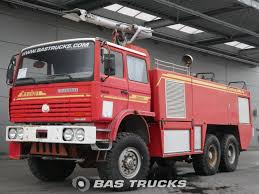 100 Red Fire Trucks For Sale At BAS Renault Truck Thomas Camiva 6X6 011996