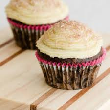 Chocolate Coconut Rum Cupcakes and an Announcement