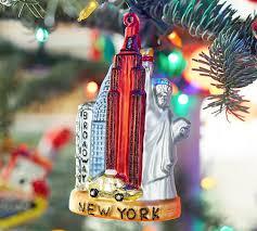 NYC Cityscape Ornament