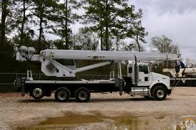Sold Used Manitex 5096S Boom Truck Mounted To 2007 Kenworth T800 ...