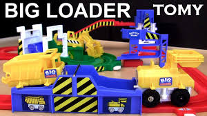 100 Big Toy Dump Truck Tomy Loader Motorized Dump Truck From Tomica Trucks And Cars Toy