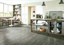 Modern Linoleum Flooring New Designs Options For Kitchen And Dining Room Amazing Wood Look