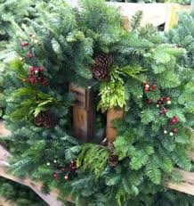 Fresh Christmas Wreath Costco