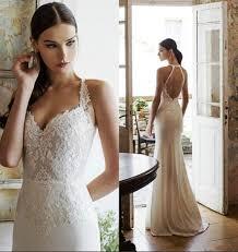 2015 Vadim Margolin Wedding Dresses Spring Summer Mermaid Lace