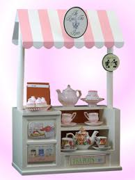 Tea Room Shoppe for 18 Inch American Girl¨ Dolls fits 18