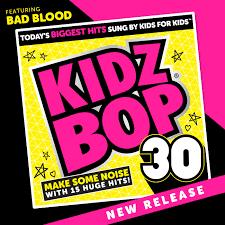 Kidz Bop Halloween Hits by Kidz Bop 30 Family Fun Journal