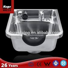 Portable Sink For Salon by Stainless Steel Hair Salon Portable Wash Basin Buy Hair Salon