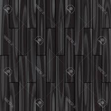 Photostock Vector Black Parquet Background Dark Wooden Floor Texture