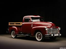 1951 Chevrolet Pickup...Brought To You By #House Of #Insurance In ...