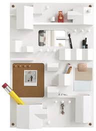 accessoire rangement bureau accessoires bureau design par made in design rangement mural
