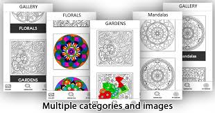 Buy Colorize Adult Coloring App Unity Educational And Family