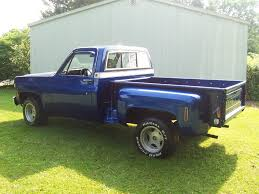 100 Chevy Stepside Truck For Sale About To Buy A 1976 Scottsdale Um